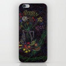 still life design 2 iPhone & iPod Skin
