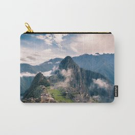 Mountain Peru Carry-All Pouch