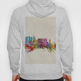 Cape Town South Africa Skyline Hoody