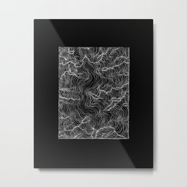 Inverted Incline Metal Print