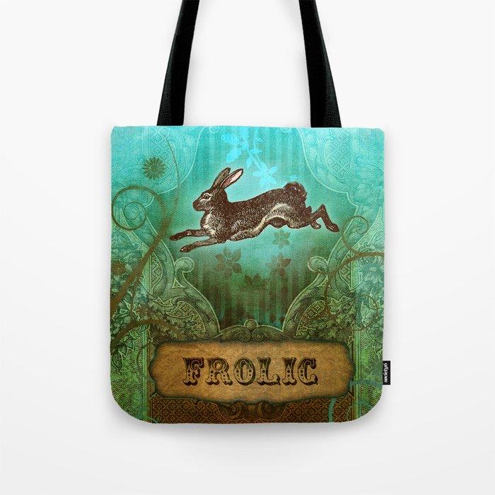 Frolic Tote Bag
