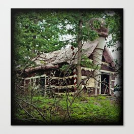 Hansel and Gretel Canvas Print
