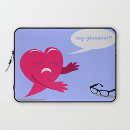 Love Blinded Laptop Sleeve
