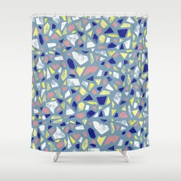 terazzo Shower Curtain