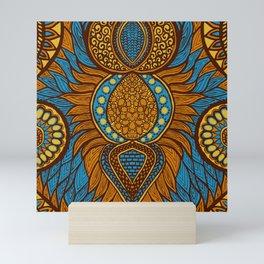 Colors of africa Mini Art Print