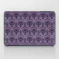 haunted mansion iPad Cases featuring The Haunted Mansion by GeekCircus