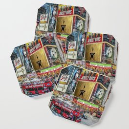 Times Square II Special Edition I Coaster