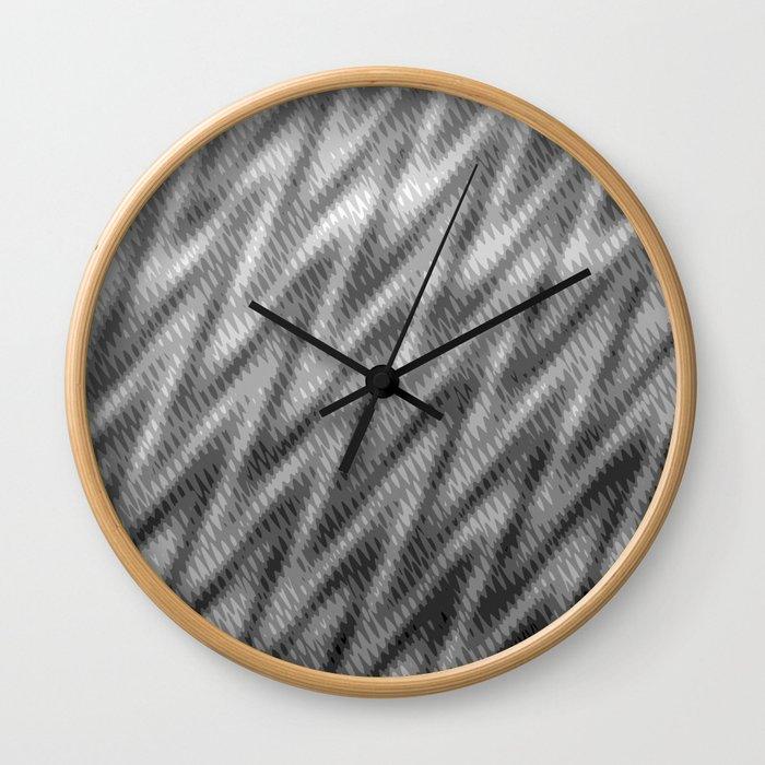 Waves of nostalgia #977 Wall Clock