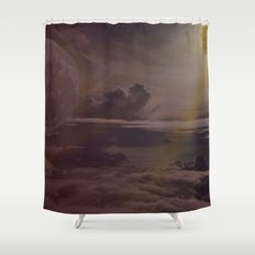 Bright Skies Shower Curtain