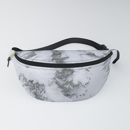 Winter's Pine 1 Fanny Pack