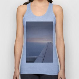 The Setting Sun Flight Unisex Tank Top
