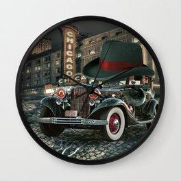 Don Cadillacchio Wall Clock