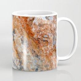 Rusty Rock Textures 47 Coffee Mug