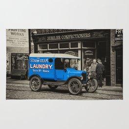 Steam Laundry Van Rug