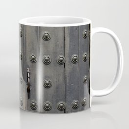 Old Black Door Coffee Mug
