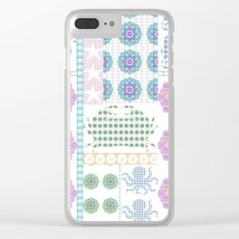 Tidepool Clear iPhone Case