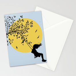 Child games Stationery Cards