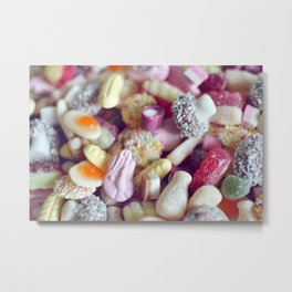 Traditional Sweeties Metal Print