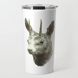 Goat Thing Guy Creature Buddy Travel Mug