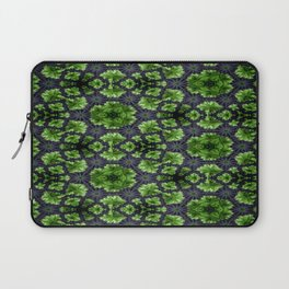 Concave Stature Pattern 7 Laptop Sleeve