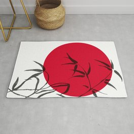 Japan fever Rug