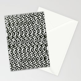 Blac & White  Stationery Cards