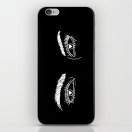 Heart Eyes iPhone Skin