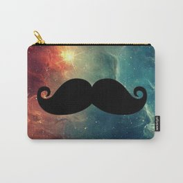 Cosmic Handlebar Mustache Carry-All Pouch