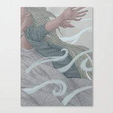 The Northern Winds Canvas Print