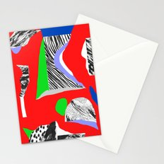 Mountain expedition Stationery Cards