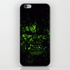 THE INCREDIBLE HULK iPhone & iPod Skin
