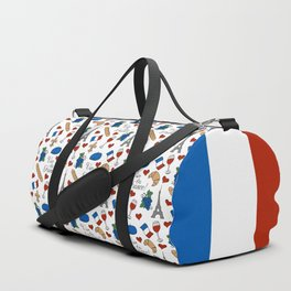 Vive la France! Duffle Bag
