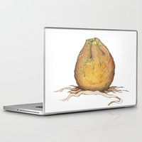 egg Laptop & iPad Skins featuring Egg by Joey Wall