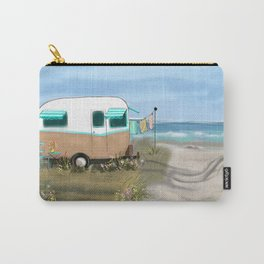 Beach Glamping Camping Carry-All Pouch
