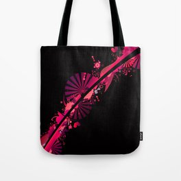 abstract concept Tote Bag