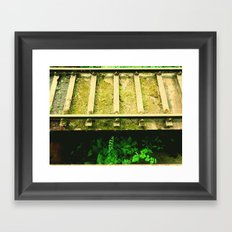 GreenWay Framed Art Print