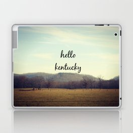 Hello Kentucky Laptop & iPad Skin