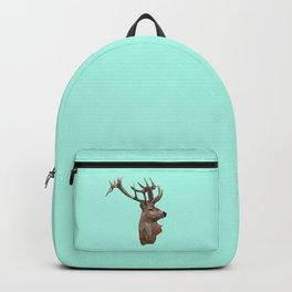 Deer Low poly Backpack