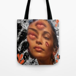 Jorja On My Mind Tote Bag