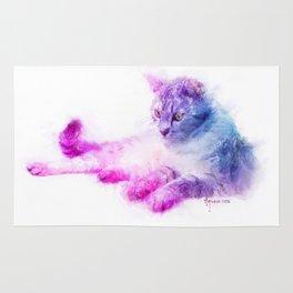 Feline Wonderment Rug
