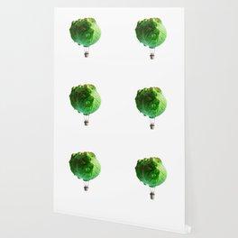 Iceberg Balloon Wallpaper