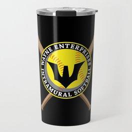 The Gotham Batmen Travel Mug
