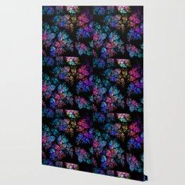 Fractal leaves Wallpaper