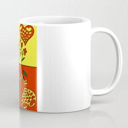 Double Nature Coffee Mug