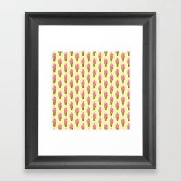 Sweet Summer Fun Framed Art Print