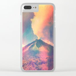 Arenal Clear iPhone Case