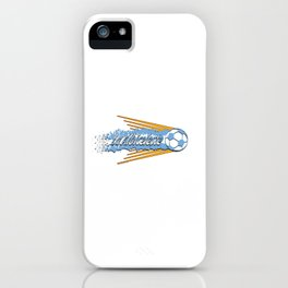Argentina La Albiceleste(The White and Sky-Blue) ~Group D~ iPhone Case