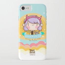 Kawaii heaven iPhone Case