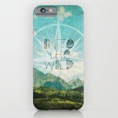 Into the Wild Slim Case iPhone 6
