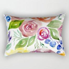 Florabunda Rectangular Pillow